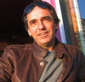 Le réalisateur français Patrick Alessandrin