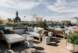 "Toit terrasse (""Rooftop"")"