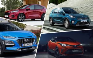 Des SUV (Sport Utility Vehicles)