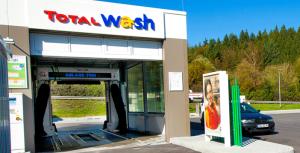 """Centre de lavage automobile """"Total Wash"""""""