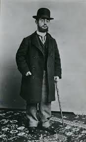 Le peintre français Henri de Toulouse-Lautrec