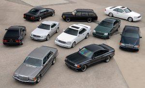 """Automobiles de """"pré-collection"""" (""""Youngtimers"""")"""