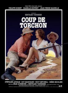 """Affiche du film français """"Coup de torchon"""" de Bertrand Tavernier (1981)"""