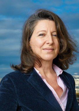 La femme politique française LaREM Agnès Buzyn