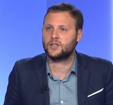 Le journaliste français Alexandre Devecchio