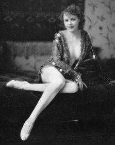 L'actrice tchèque Anny Ondra, la première blonde hitchcockienne de l'histoire du cinéma