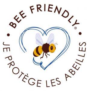 """Logotype du label """"Bee friendly"""""""