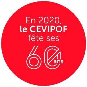 """Label """"En 2020, le CEVIPOF fête ses 60 ans"""""""