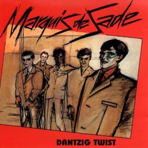 """Le premier disque du groupe de rock français Marquis de Sade : """"Rue de Siam"""" (1979)"""