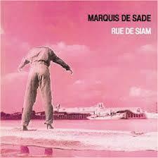 """Le deuxième disque du groupe de rock français Marquis de Sade : """"Rue de Siam"""" (1980)"""
