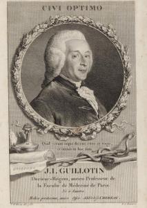 Le docteur Joseph-Ignace Guillotin