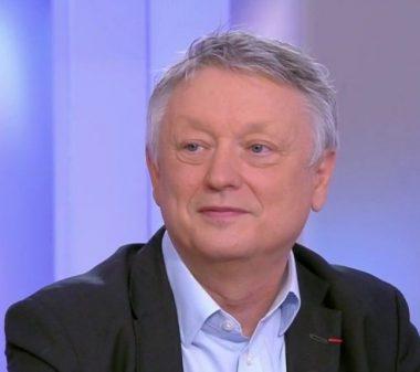 Le docteur Frédéric Adnet, directeur médical du SAMU de Seine-Saint-Denis et responsable du service des Urgences du CHU Avicenne de Bobigny (93)