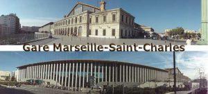 La gare Saint-Charles, à Marseille (13)