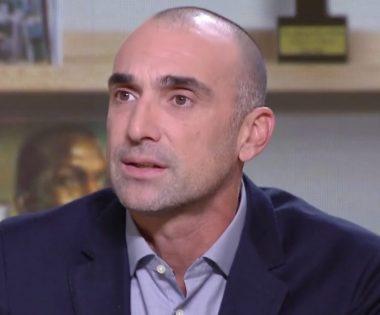 L'ancien joueur de football français devenu consultant, Jérôme Alonzo