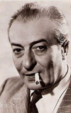 L'acteur français Jules Berry