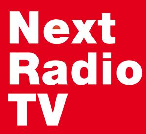Logotype du groupe pluri-médias français NextRadioTV