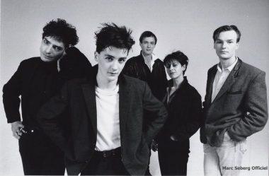 Le groupe de rock français Marc Seberg