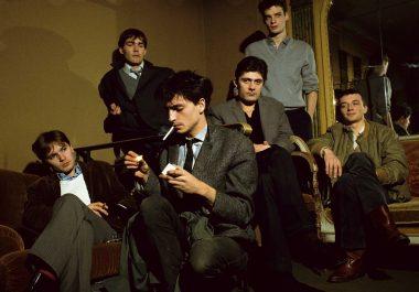 Le groupe de rock français Marquis de Sade