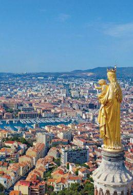 La ville de Marseille (13)