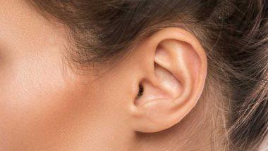 Une oreille de femme
