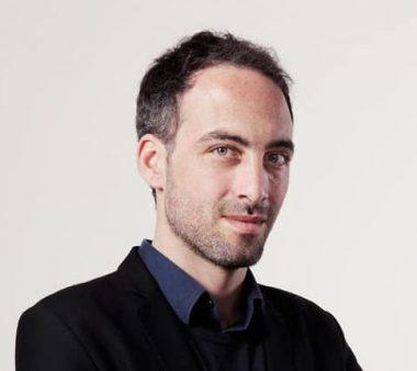 L'essayiste et homme politique français Raphaël Glucksmann