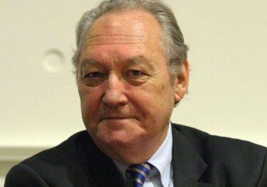 Le politologue français Roland Cayrol