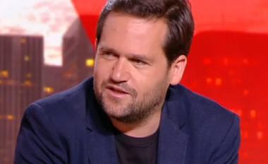 Le journaliste sportif français Sébastien Tarrago