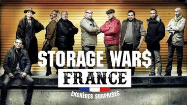 """L'émission de télévision française de 6ter """"Storage wars france. Enchères surprises"""""""