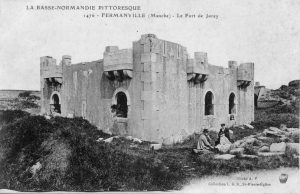 Le fort de Jorey à Fermanville (50)