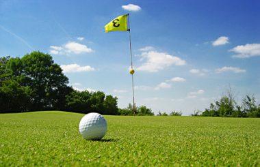Un green de golf