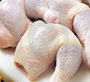 Des cuisses de poulet