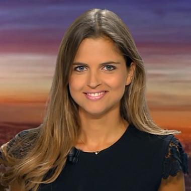 La journaliste française Margaux de Frouville
