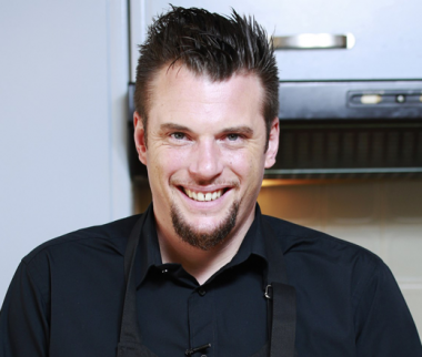 Le chef cuisinier français Norbert Tareyre