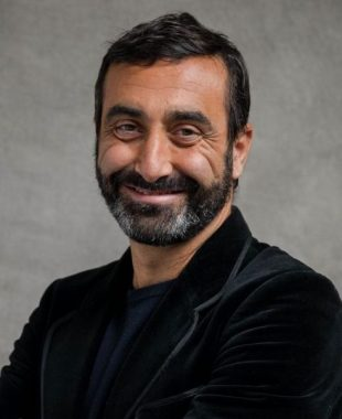 Le journaliste français Olivier Benkemoun (© Bestimage)