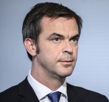 Le ministre de la santé français Olivier Véran