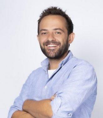 L'humoriste français Pierre-Antoine Damecour