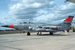 Le SO-4050 Vautour, un avion militaire français des années 1950-1970