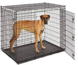 Une cage à chien
