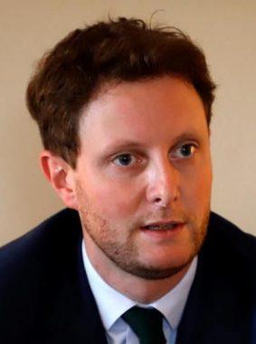 L'homme politique français Clément Beaune