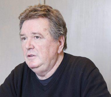 Le critique de cinéma et éditeur français François Guérif, grand spécialiste du film noir