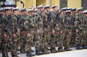 Fusiliers marins français