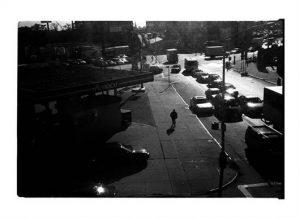 """Une image noir et blanc en """"nuit américaine"""""""