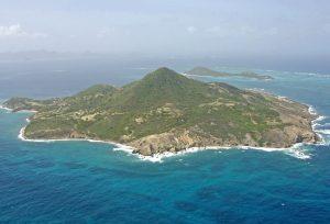 L'île de la Petite Martinique
