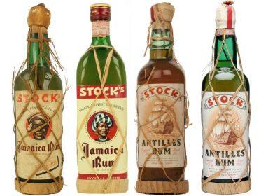 Rhums d'importation en provenance de Jamaïque et des Antilles