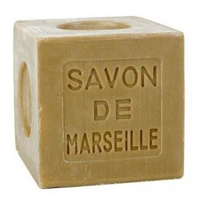 Un cube de savon de Marseille