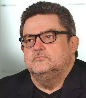 Le journaliste sportif français Vincent Duluc