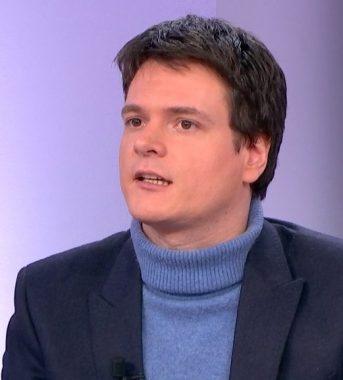 L'universitaire français Benjamin Morel