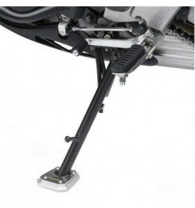 Béquille latérale de motocyclette