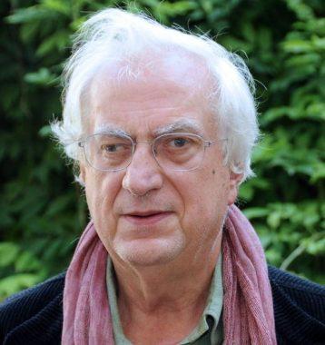 Le réalisateur français Bertrand Tavernier
