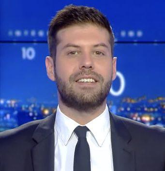 Le journaliste français Julien Pasquet